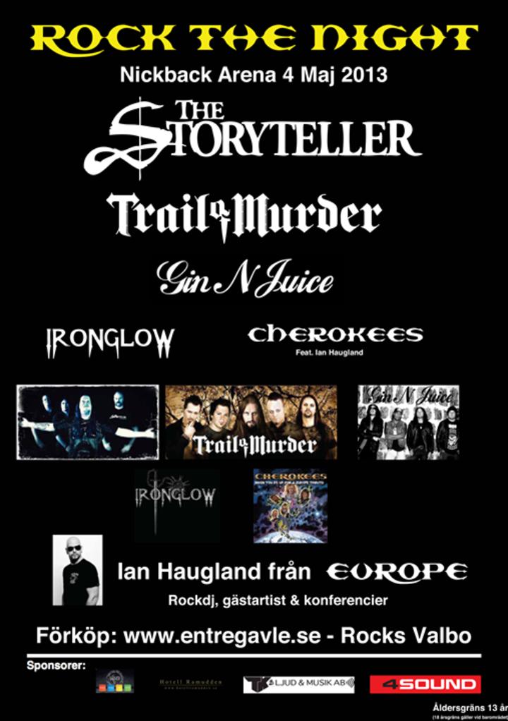 Rock the Night Tour Dates