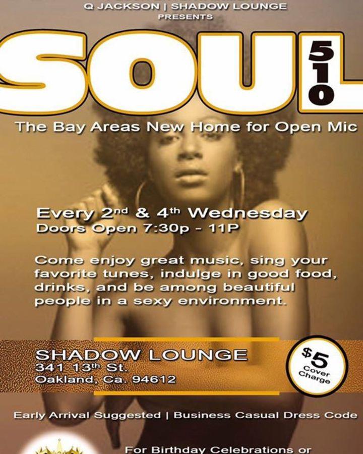 Soul510 Tour Dates