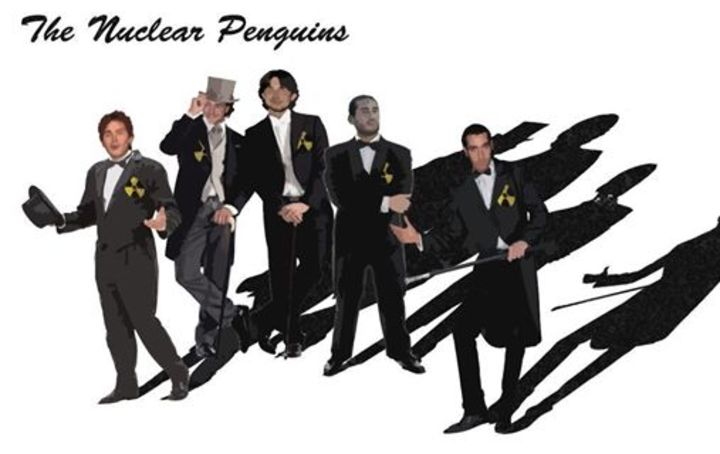 The Nuclear Penguins Tour Dates