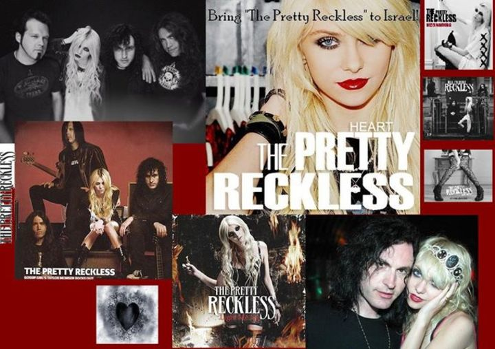Bring The Pretty Reckless To Israel Tour Dates