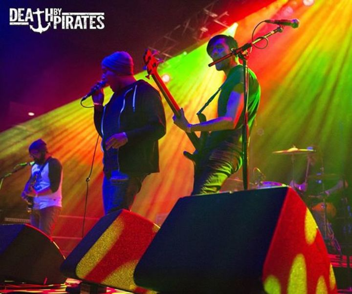 Death By Pirates Tour Dates