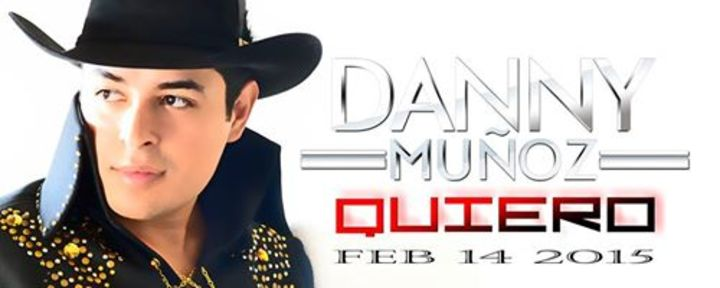 Danny Muñoz Tour Dates