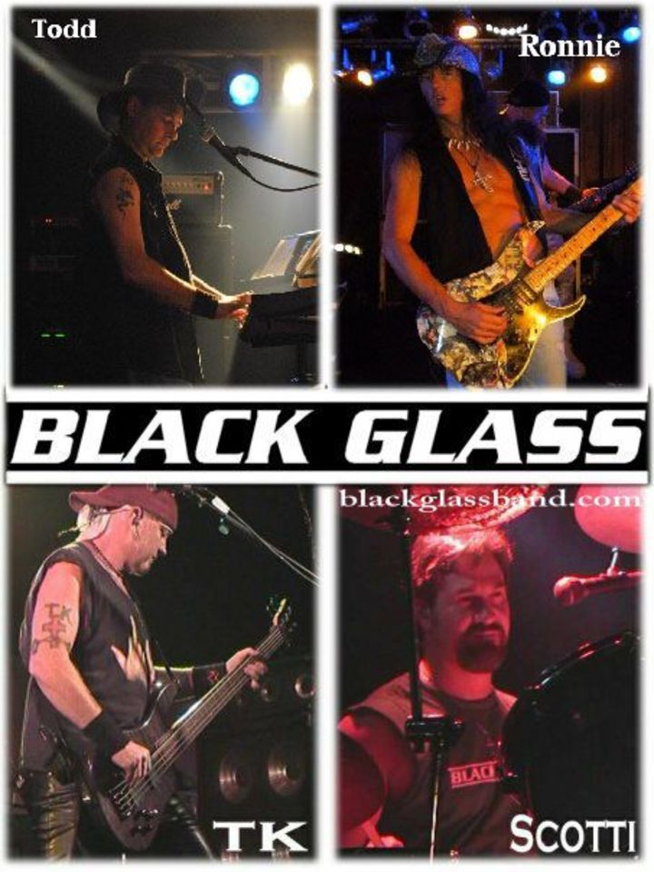 Black Glass Tour Dates