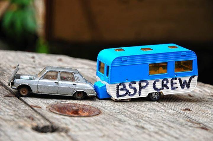 B.S.P Crew Tour Dates