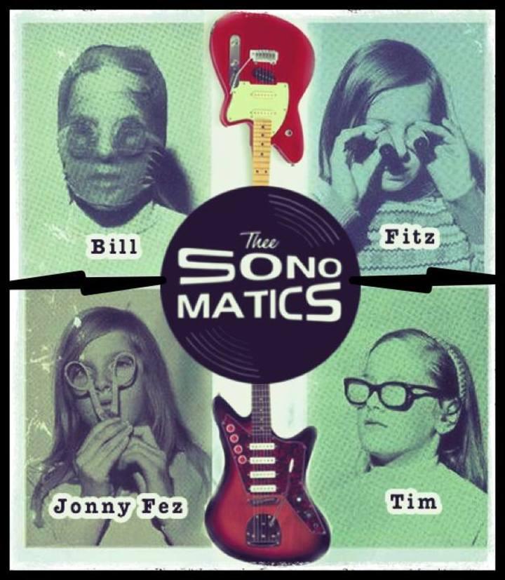 Thee Sonomatics Tour Dates