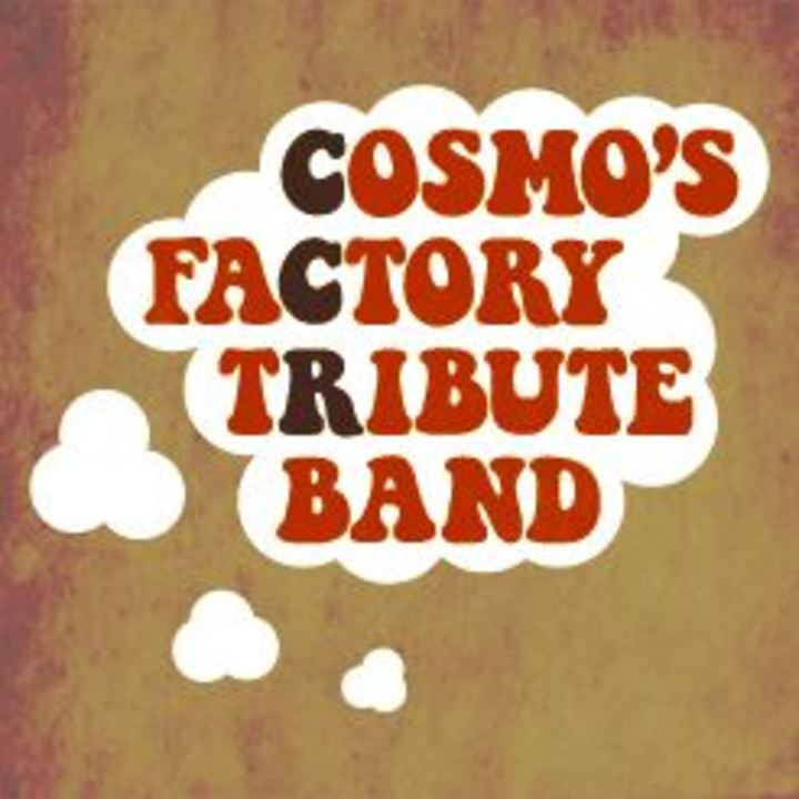 Cosmo's Factory Tour Dates