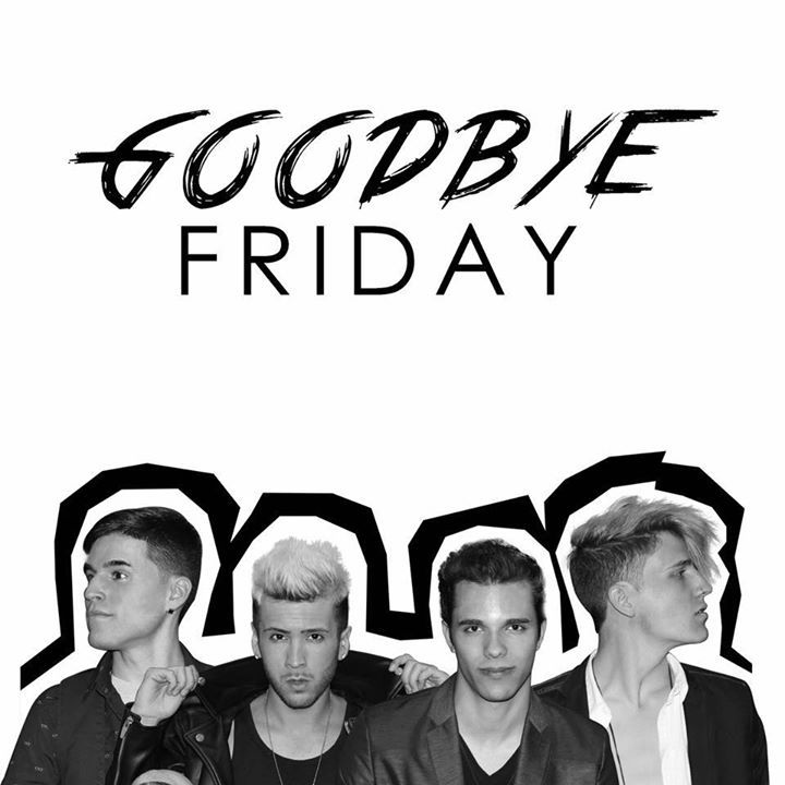 Goodbye Friday Tour Dates