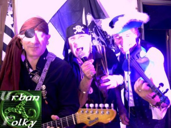 Urban Folky Pirates Celtiques Tour Dates