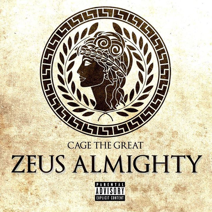 Cagethegreat aka Zeus Almighty Tour Dates