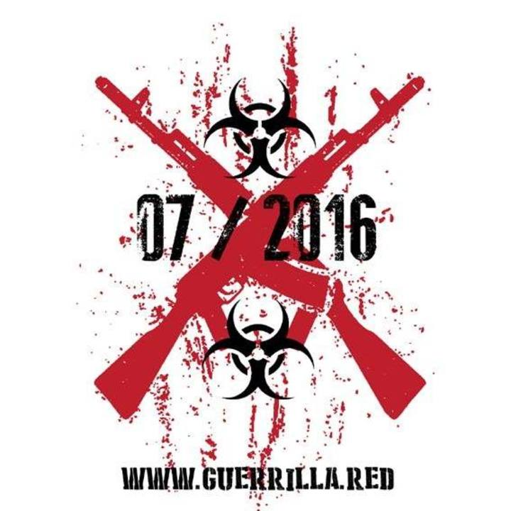 Guerrilla Red Tour Dates