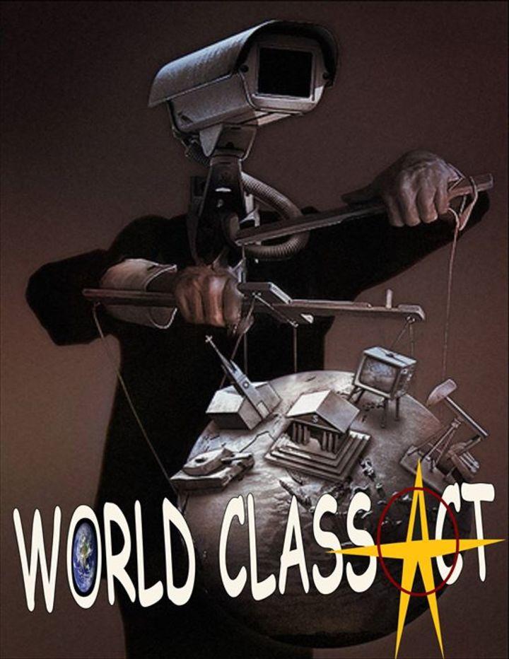 WORLD CLASS ACT Tour Dates