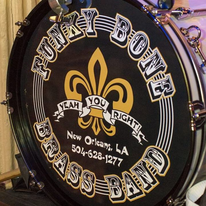Funky Bone New Orleans Tour Dates