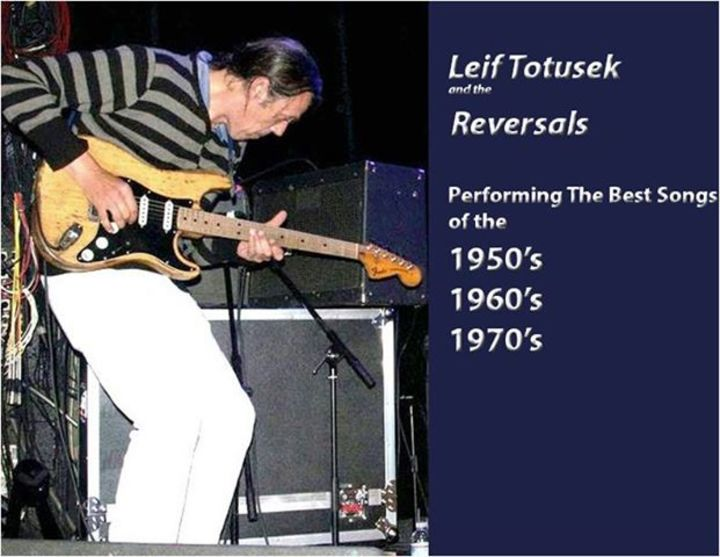 Leif Totusek and the Reversals Tour Dates