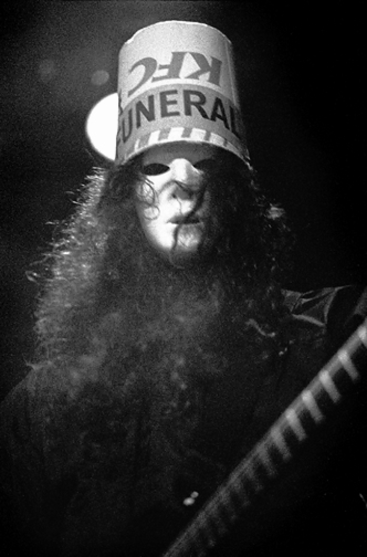 Buckethead Tour Dates