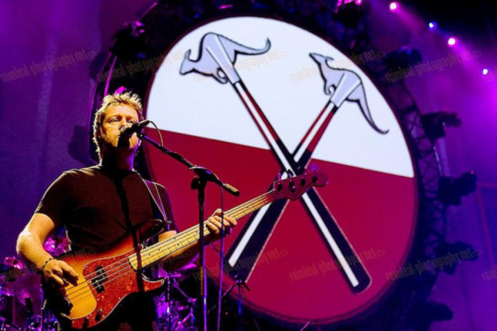 The Australian Pink Floyd Show @ Palais Des Congres - Paris, France