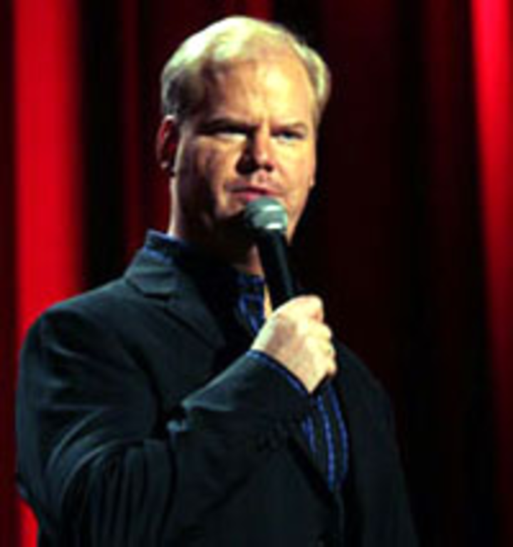 Jim Gaffigan @ Broadmoor World Arena - Colorado Springs, CO