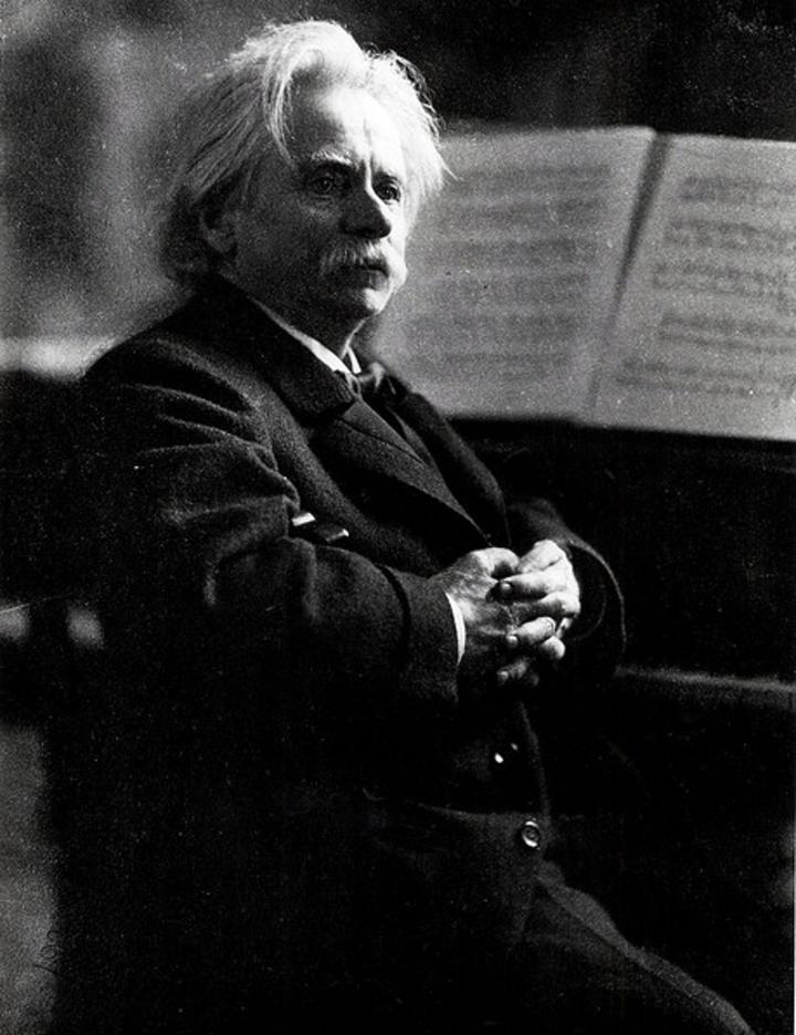 Edvard Grieg Tour Dates