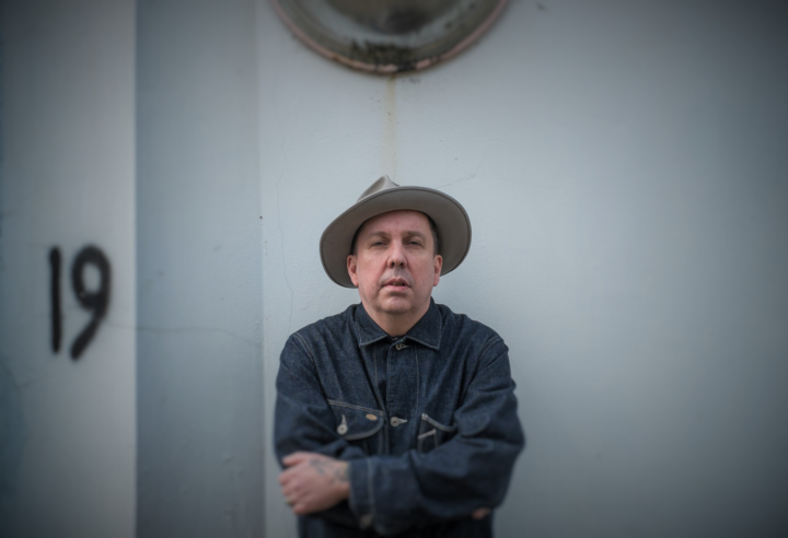 Andrew Weatherall @ Le Showcase - Paris, France