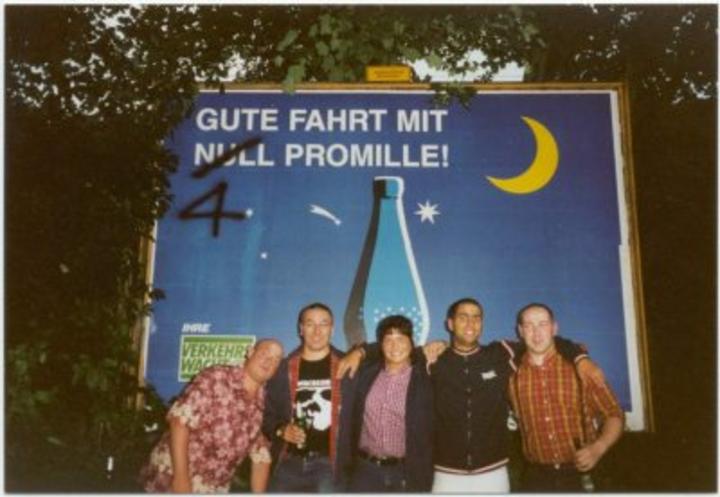4 Promille Tour Dates