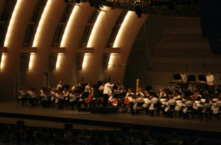 Hollywood Bowl Orchestra Tour Dates