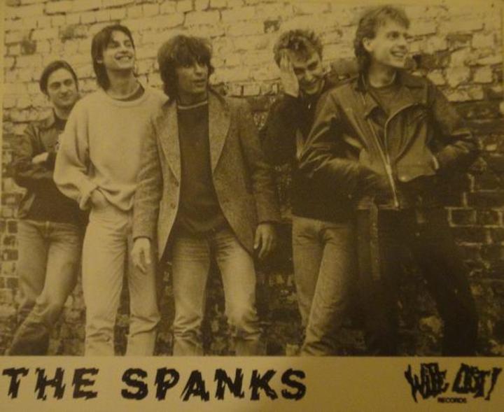 The Spanks Tour Dates