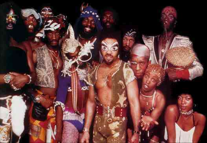 Parliament-Funkadelic @ Sound Board at MotorCity Casino Hotel - Detroit, MI
