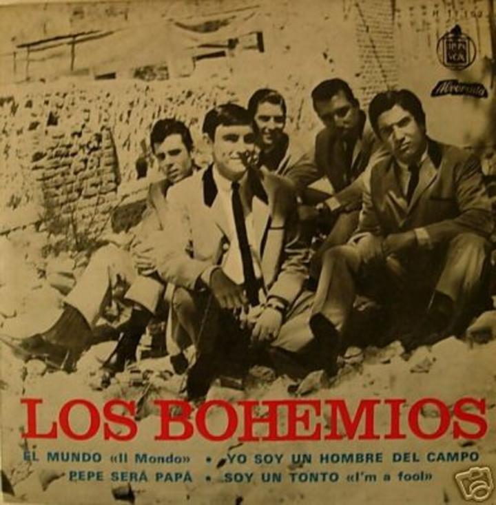 Los Bohemios Tour Dates