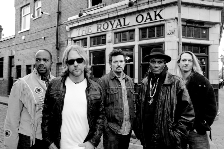 Royal Southern Brotherhood Tour Dates