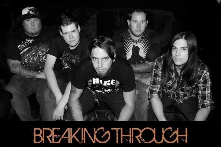 Breaking Through Tour Dates