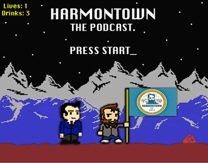 Harmontown Tour Dates