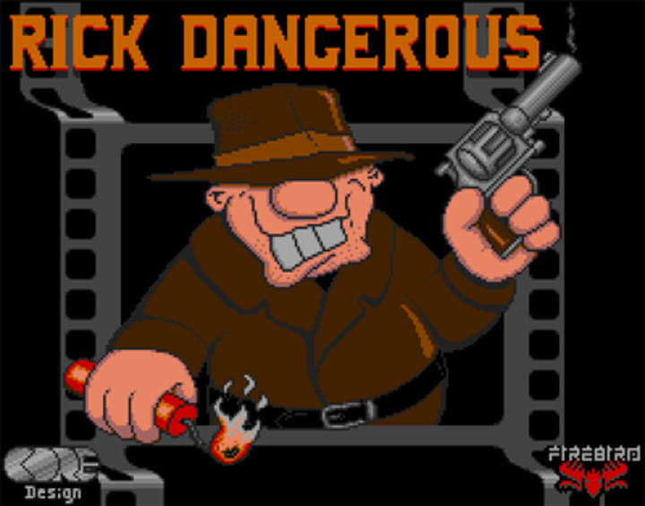 Rick Dangerous @ The Small Ballroom - Islington, Australia