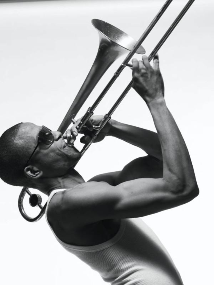 Trombone Shorty @ Oracle Arena - Oakland, CA