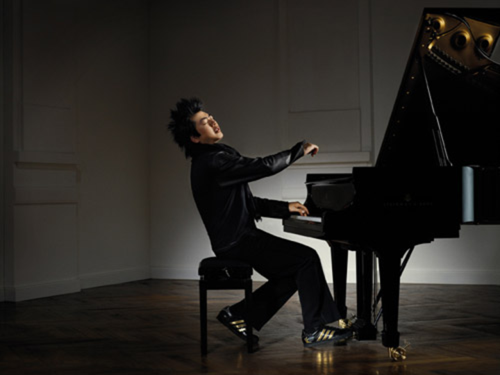 LANG LANG @ Tilles Center Concert Hall - Brookville, NY