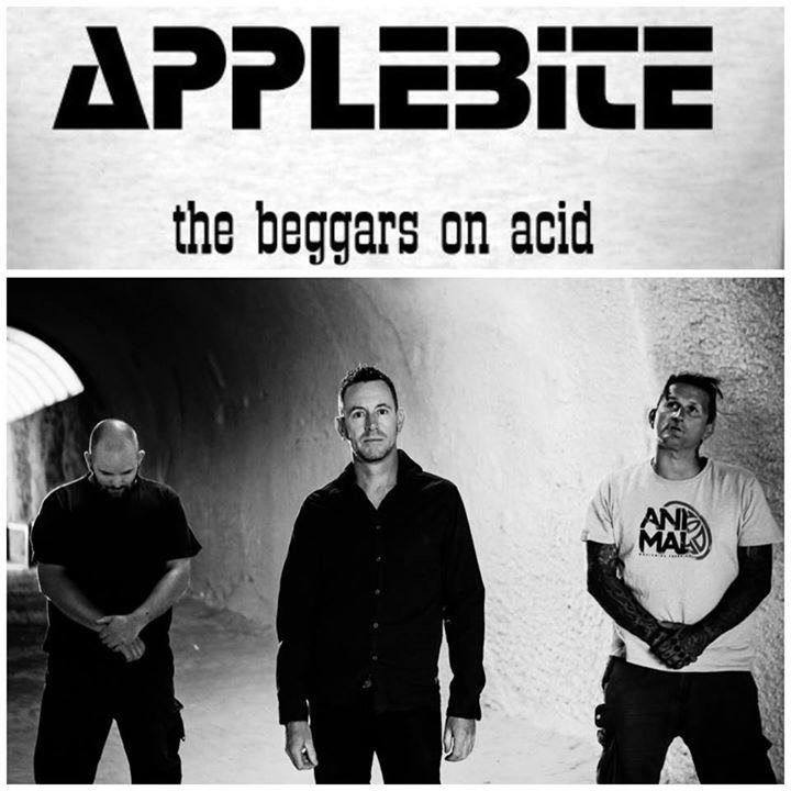 AppleBite - The Beggars on Acid Tour Dates