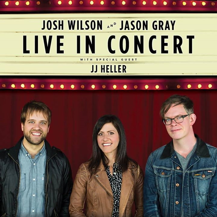 Josh Wilson @ Hylton Memorial Chapel - Woodbridge, VA