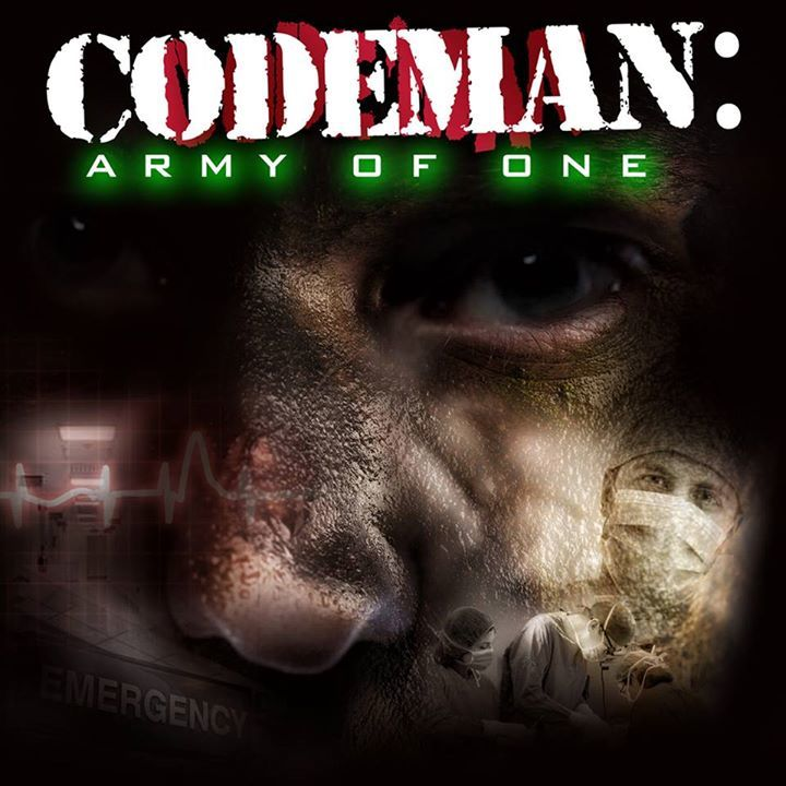 CodeMan Tour Dates
