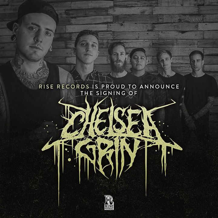 Chelsea Grin @ The Sound Garden - Bend, OR