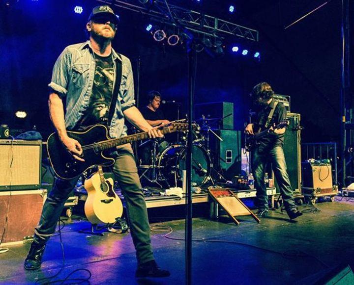 Dash Rip Rock @ VOICE OF THE WETLANDS FESTIVAL - Houma, LA