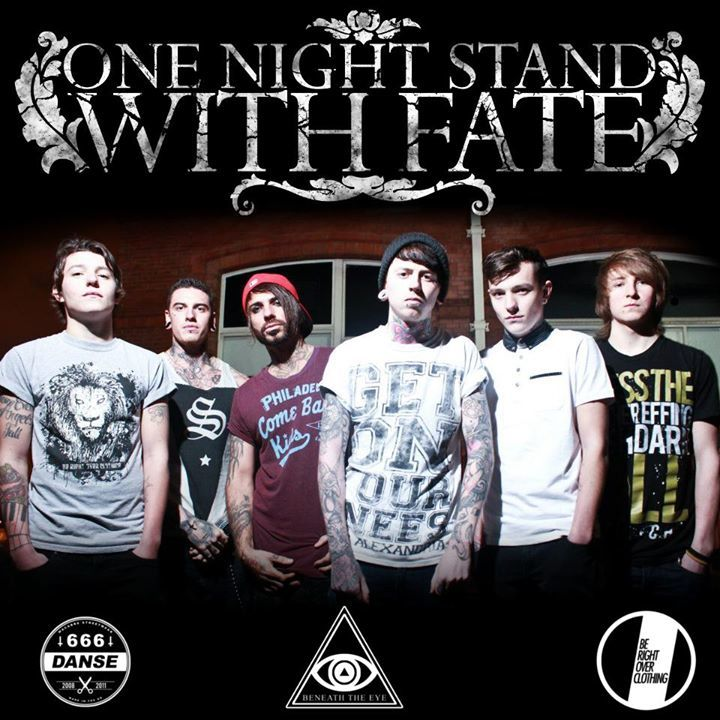 ONE NIGHT STAND WITH FATE Tour Dates