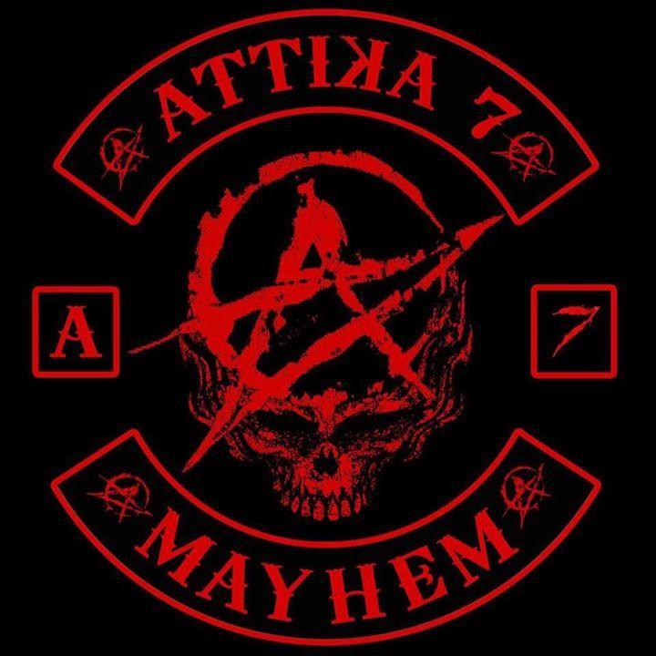 Attika7 Tour Dates