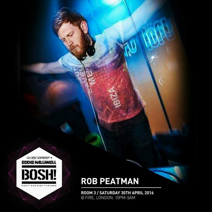 DJ Rob Peatman Tour Dates