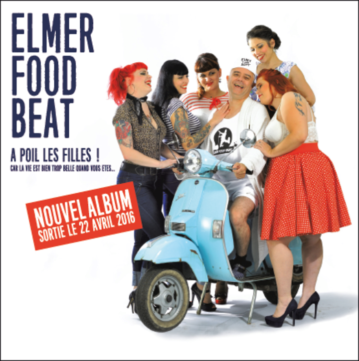 Elmer Food Beat @ ESPACE COLMONT - Gorron, France