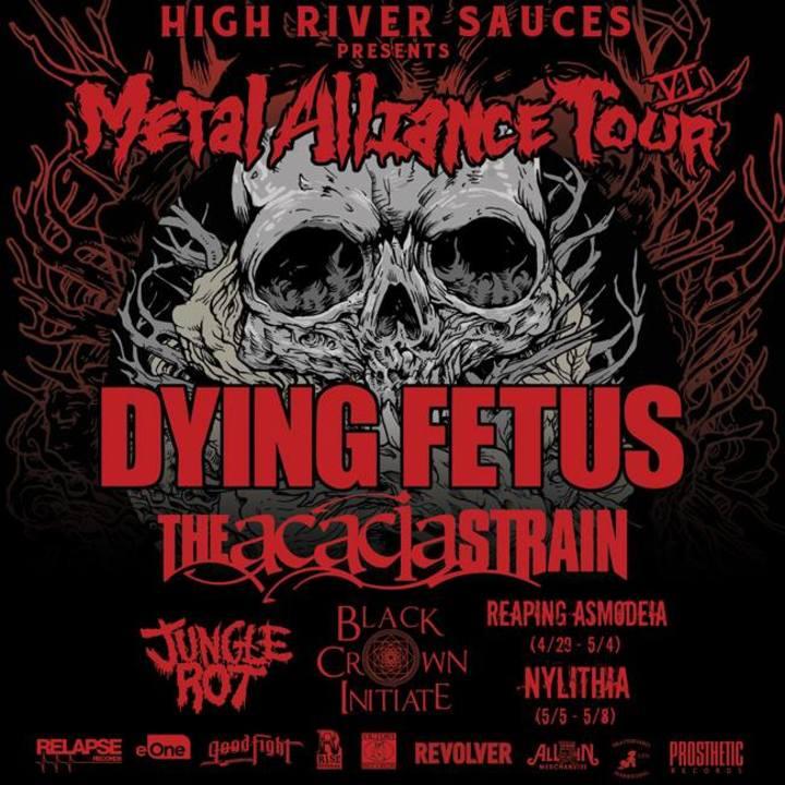 Dying Fetus @ Brass Mug - Tampa, FL