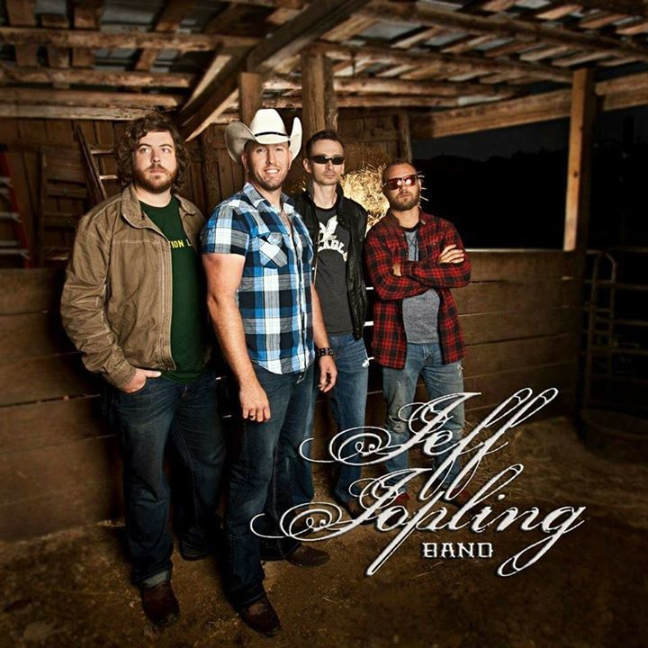 Jeff Jopling Band Tour Dates