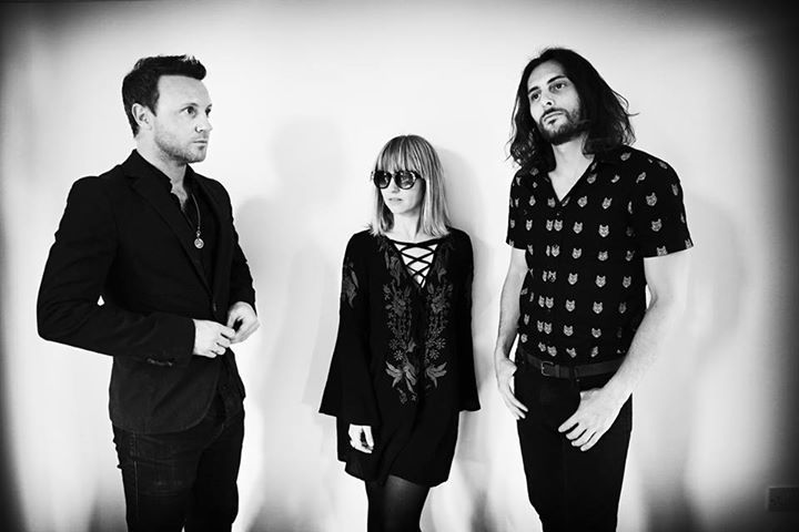The Joy Formidable @ AccorHotels Arena Bercy - Paris, France