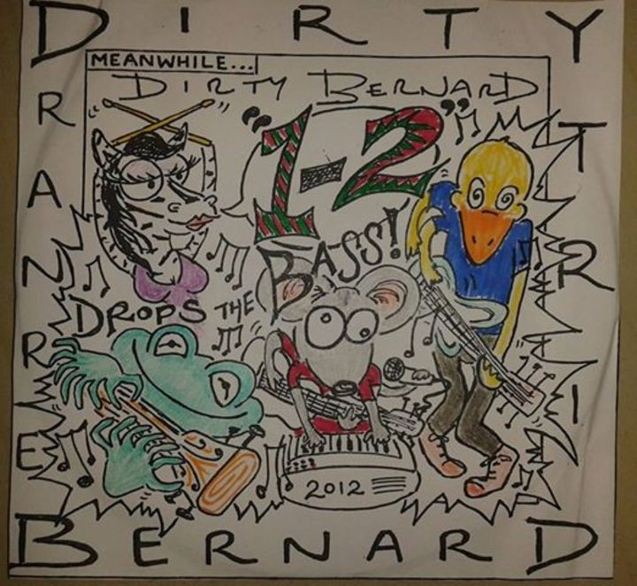 Dirty Bernard Tour Dates