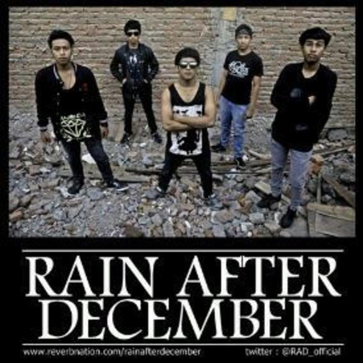 Rain After December Tour Dates