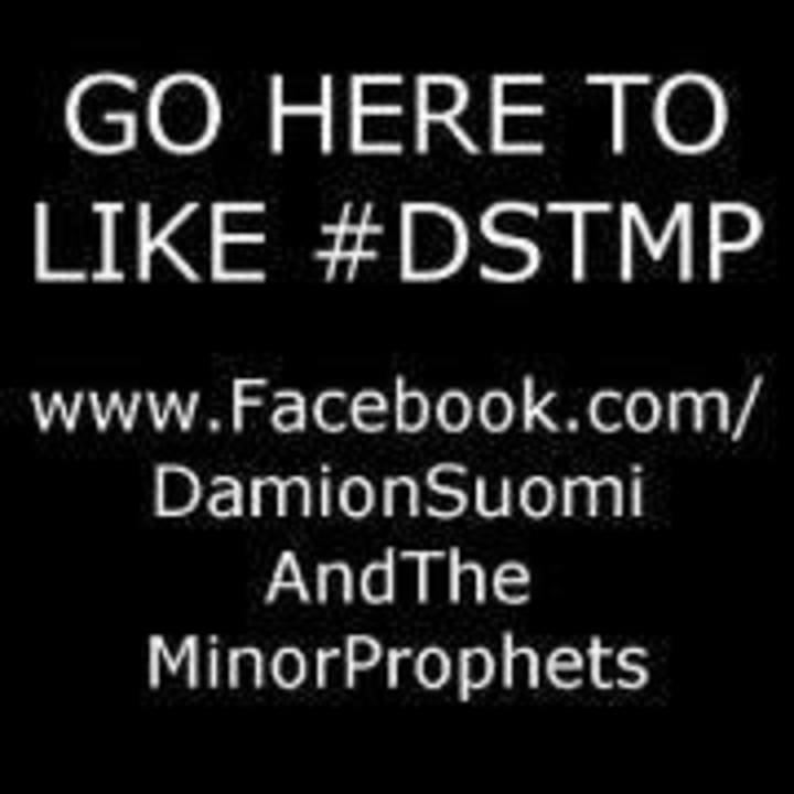 Damion Suomi Tour Dates