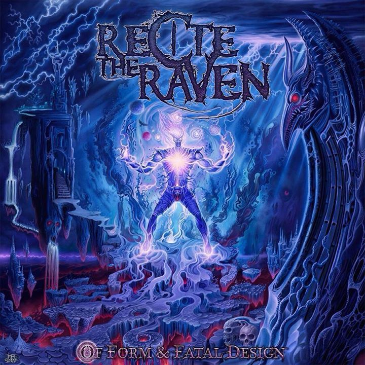 Recite The Raven Tour Dates