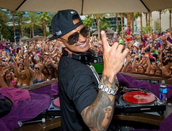 DJ Pauly D Tour Dates